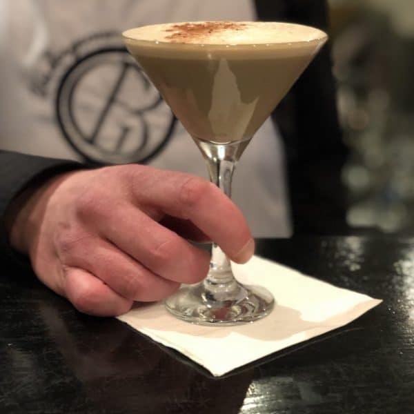 Flat White Espresso Martini